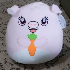 """Squishmallows Large 16"""" Hettie the Pig"""